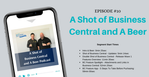 [Podcast] Business Central 2020 Release Wave 1 New Features Overview