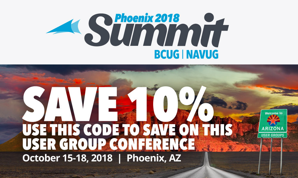 Join Solution Systems at BCUG/NAVUG Summit Phoenix