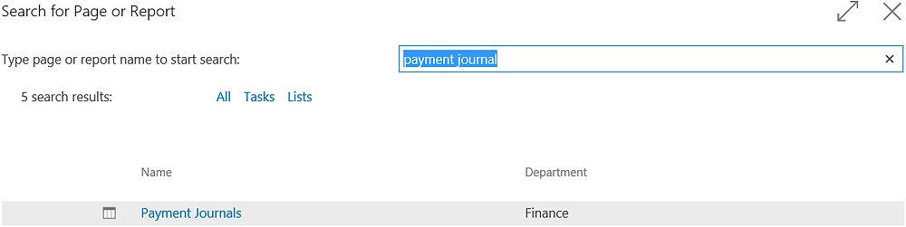 Dynamics 365 for Financials The Bookkeeper