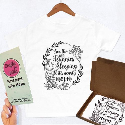 Sleep Bunny T-shirt