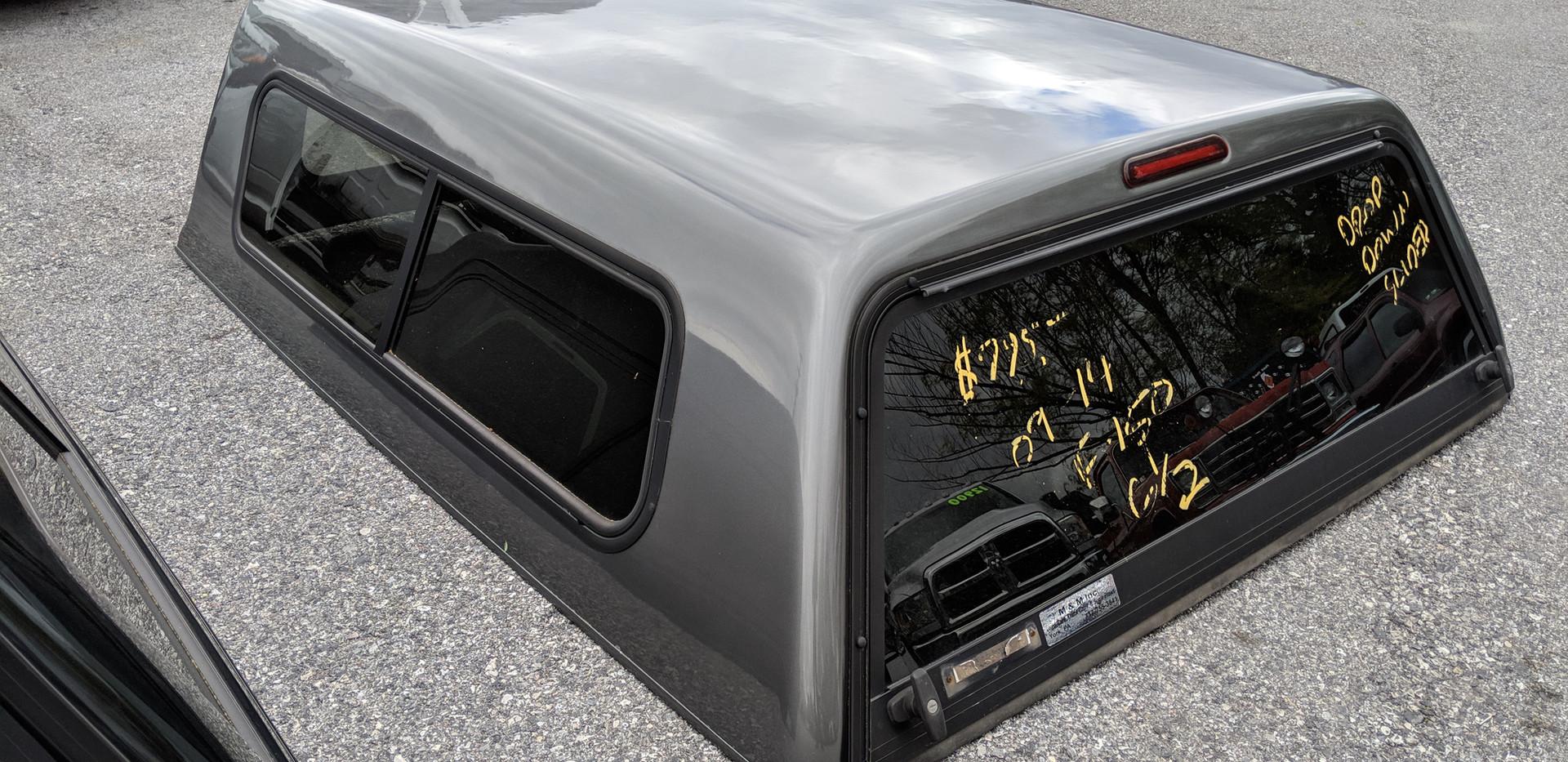 cab hi truck cap