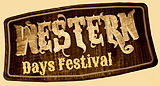 Western Festival Logo - light background