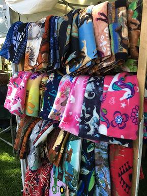 Gretchen's Fleece Pillowcases