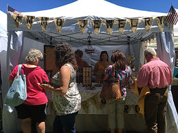 Prineville Oregon Western Days Festival Mid Oregon Credit Union Stick Horse Decorating