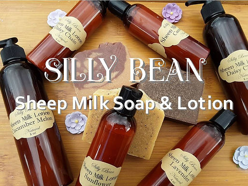 Silly Bean Soap
