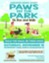NOV 16 😍🐾_Join us for Paws In the Park