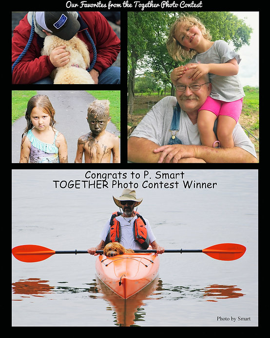 winner of together photo contest sept 30