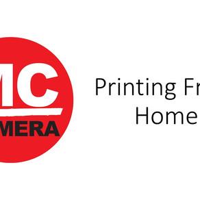 Printing Online at mccamera.com/printing