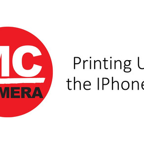 iPhone App for Printing  mccamera