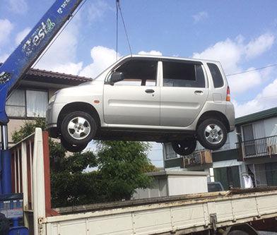 車 動かない車