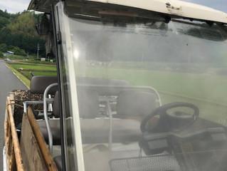 ゴルフカートの巻