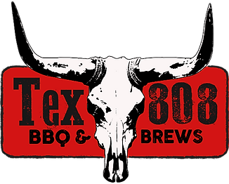 TEX 808 Bull Icon Red White Transparent.