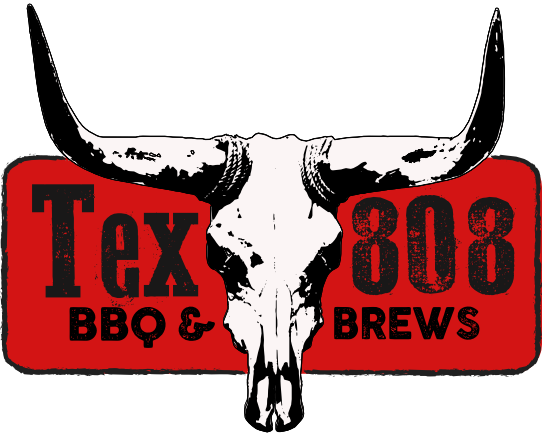 TEX 808 Bull Icon Red White Transparent.