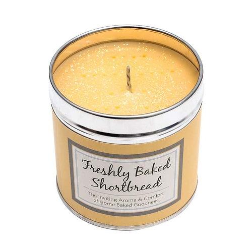 Best Kept Secret Candle - Freshly Baked Shortbread