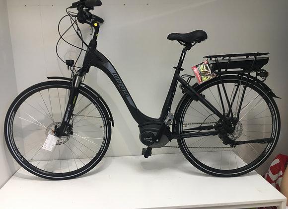 Lombardo Montecatini:  City bike m/hydrauliske skivebremser