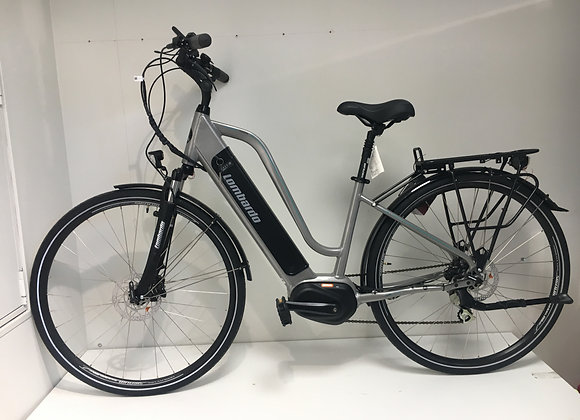 Lombardo Maratea 27,5'' City bike m/hydrauliske skivebremser