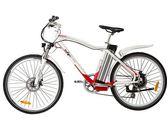 Edge 26'', Moutain/Offroad Bike med mekaniske skivebremser.