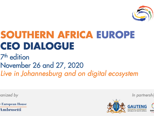 Southern Africa Europe CEO Dialogue
