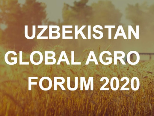 UZBEKISTAN GLOBAL AGROFORUM 2020: Agrenta joins (remotely) on contract farming and ICT innovation