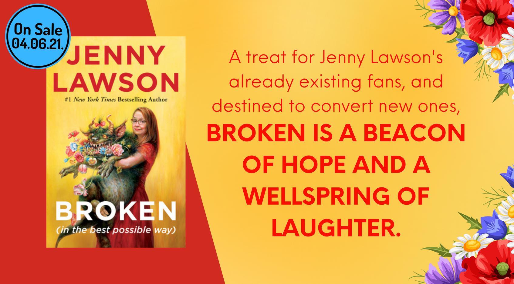 Broken by Jenny Lawson