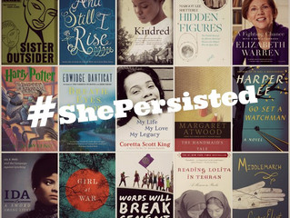 She Persisted!