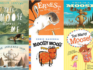 A few things I know about Moose (Meese? Mooses?)