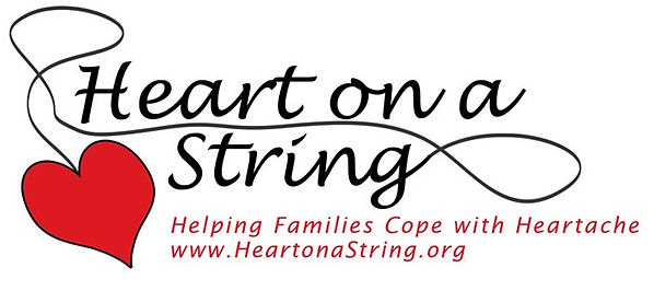 Heart on a String CHD awareness