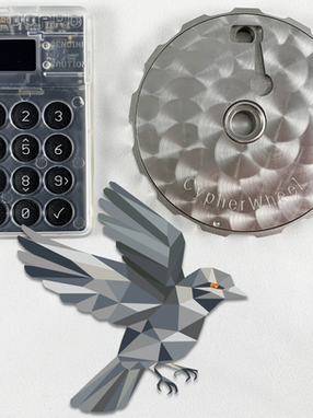 Getting Started With Bitcoin Self-Custody: ColdCard, CypherWheel, & Sparrow Wallet.