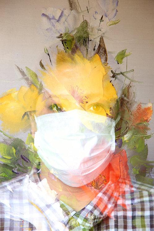 Mother'd Dream in Quarantine(Original Photography Art)
