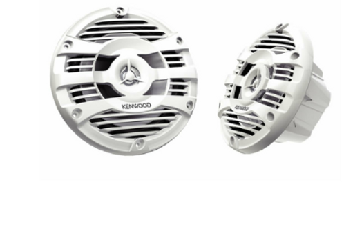 Kenwood Marine Speakers KFC-1653MRW