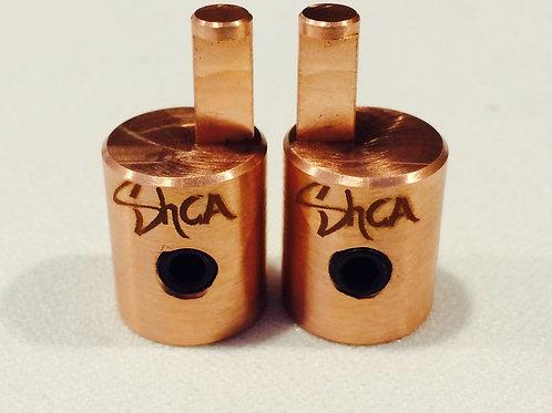 Sky High Car Audio Copper 4ga to 8ga Reducers
