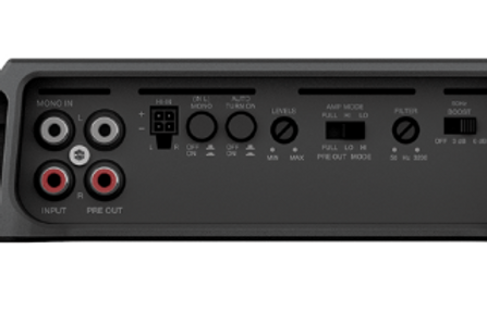 HCP 2X STEREO AMPLIFIER​