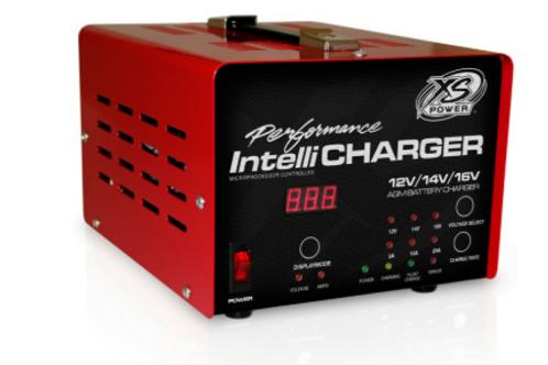 XS Power 1005 5a/15a/20a IntelliCharger (12v/14v/16v)