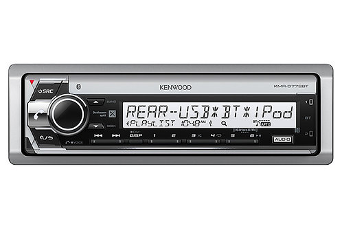 Kenwood Marine CD Receiver with Bluetooth KMR-D772BT