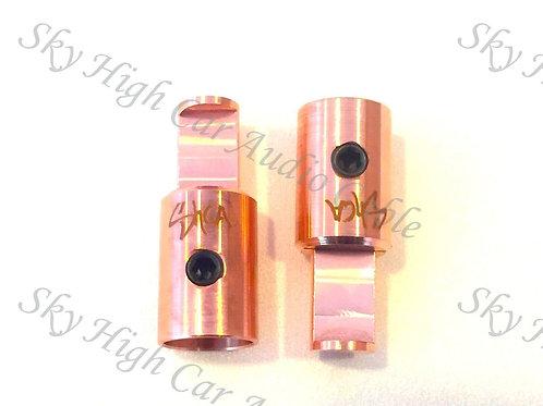 Sky High Car Audio Copper 1/0 to 1/0 Gauge Reducers