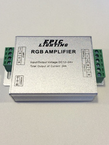 Epic Lighting LED RGB Amplifier