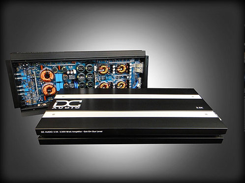 DC Audio 3.5k - 3,500w Monoblock Amplifier