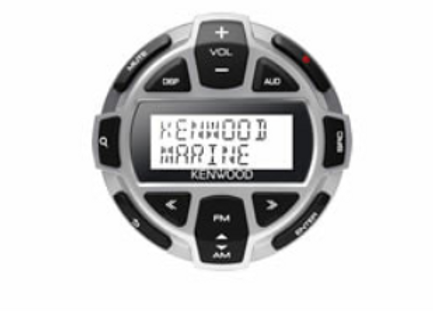 Kenwood KCA-RC55MR Wired marine remote control with display