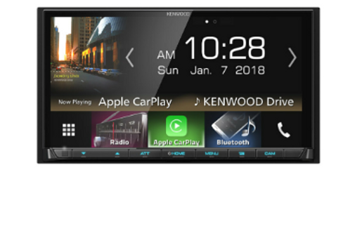 Kenwood DMX7705S - Digital Media Receiver with Bluetooth