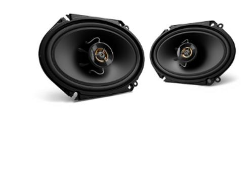 "Kenwood KFC-C6866S 6 x 8"" Coaxial Speaker"