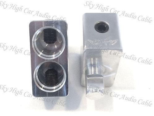 Sky High Car Audio Dual 2/0 to 1/0 Amp Inputs