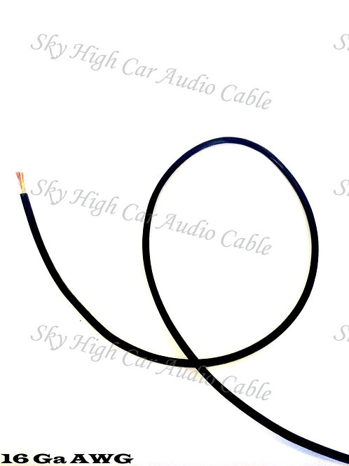 Sky High Car Audio CCA 16 Gauge Primary Wire 25ft-500ft