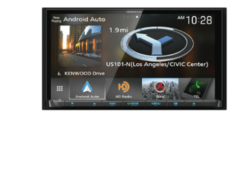 Kenwood DNX875S - AV Navigation System with Bluetooth