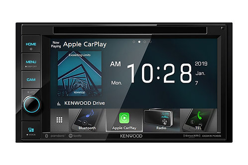 "Kenwood DDX5706S 6.2"" DVD Receiver with Bluetooth"