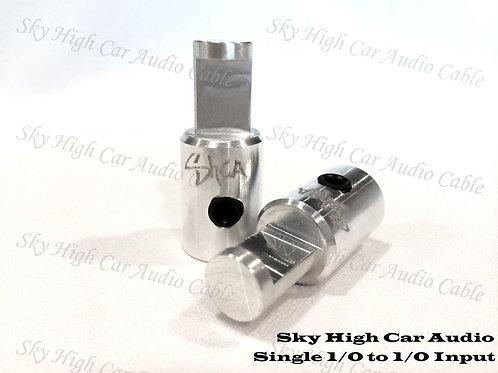Sky High Car Audio 1/0 to 1/0 Gauge Reducers