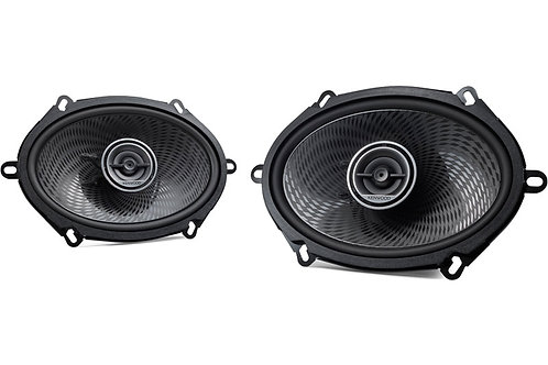 "Kenwood KFC-C5796PS5x7"" Oval Custom Fit 2-way 2 Speaker"