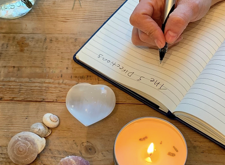 Join my spiritual writing workshop