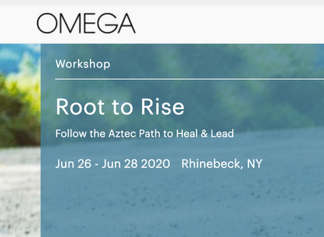 Join Me at the Omega Institute  This Summer