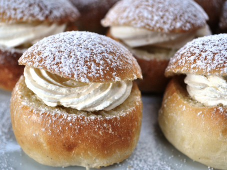 Make This Swedish Semlor Dessert Now!