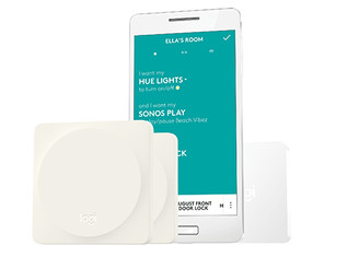 This Button Will Control Your Smart Home